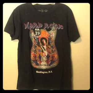 Hard Rock Cafe Jimi Hendrix Tee